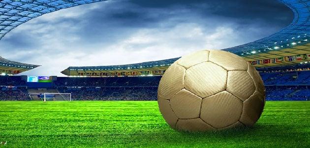 مشروع ملعب كرة قدم