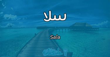 معنى اسم سلا Sala وصفات حاملة الاسم