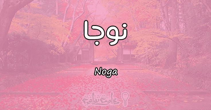 معنى اسم نوجا Noga وأسرار شخصيتها وصفاتها