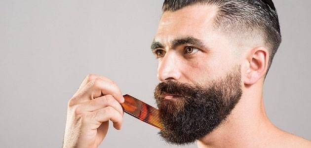 7 وصفات مجربة لنمو شعر الذقن والشارب بسرعة