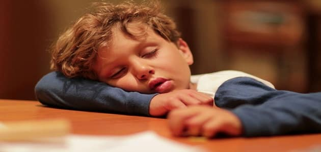 أسباب شحوب الوجه واصفراره عند الأطفال