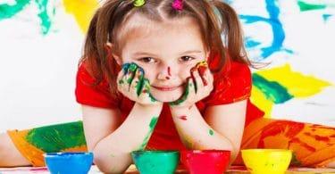 عمى الألوان عند الأطفال