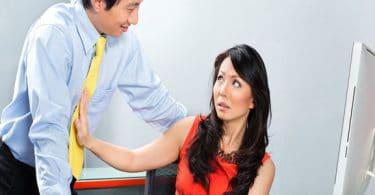 الأثر النفسي للتحرش