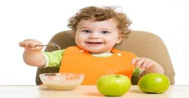 الأغذية الصحية للأطفال