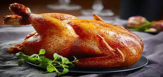 تفسير أكل الدجاج في المنام