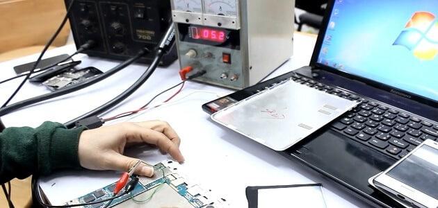 صيانة الكمبيوتر سوفت وير وهارد وير بالمنزل