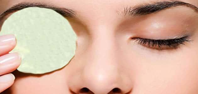 علاج جفاف العين