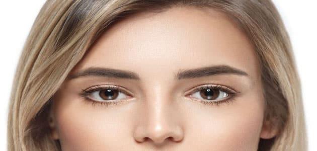 علاج زغللة العين