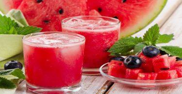 فوائد عصير البطيخ للرجيم