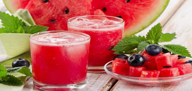 The benefits of melon juice