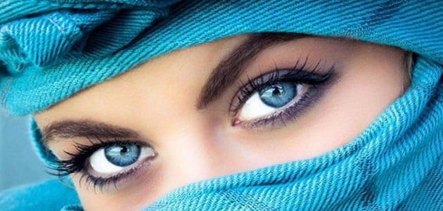 لغة الجسد والعيون