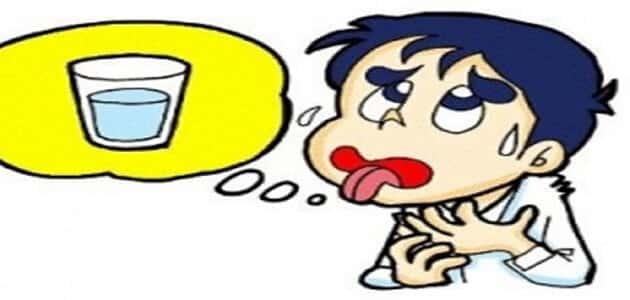 أسباب العطش الشديد وكثرة التبول رغم شرب الماء