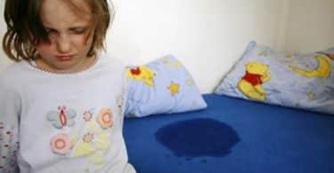 كثرة التبول عند الأطفال