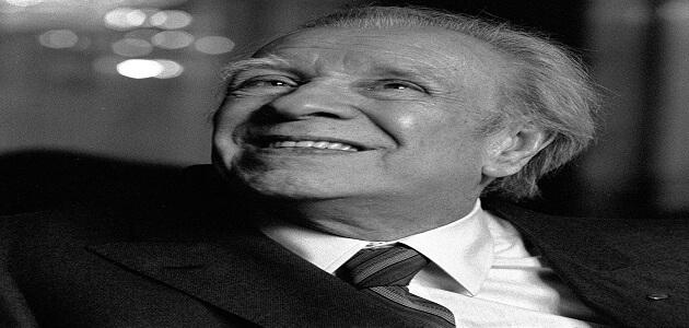 اشهر عبارات وحكم واقتباسات خورخي لويس بورخيس