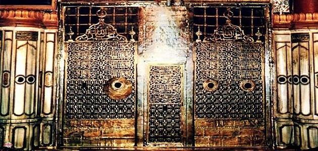 الأدعية المستجابة عند زيارة قبر الرسول