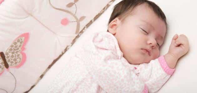 العادات الصحية السليمة للاطفال عند النوم