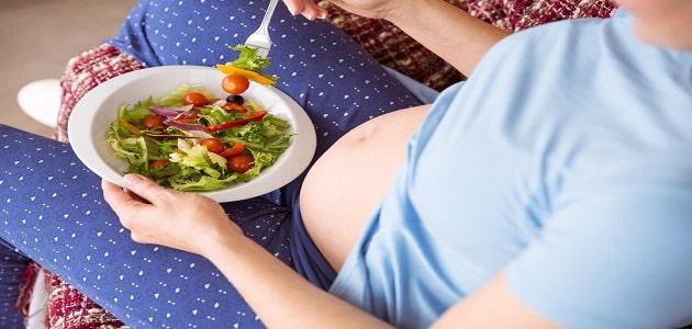 اهم الاكلات التي تساعد على اكتمال رئة الجنين
