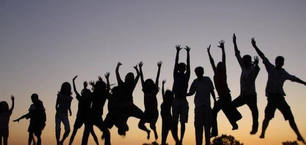 بحث عن الشباب بالعناصر والمقدمة والخاتمة