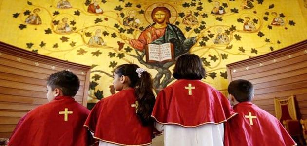 تفسير رؤية المسيحيين في الحلم لابن سيرين معلومة ثقافية