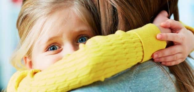 Treatment of internal fear in children