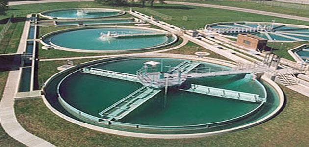 مراحل تنقية مياه الشرب