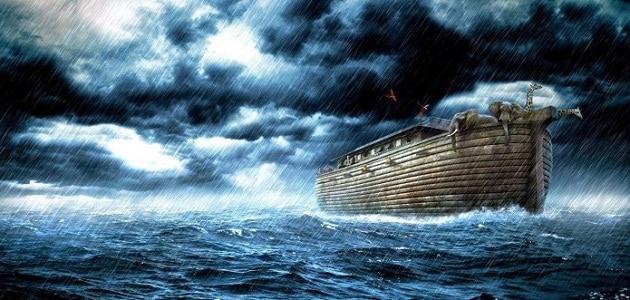 نبذة مختصرة عن سيدنا نوح عليه السلام وقومه