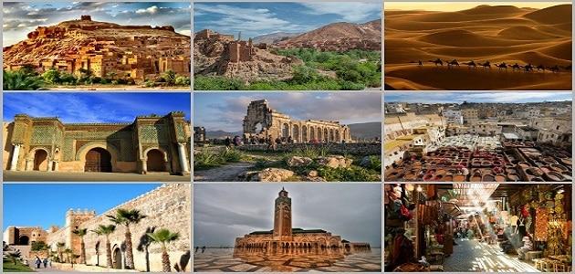 أحدث الأماكن السياحية في المغرب للعوائل
