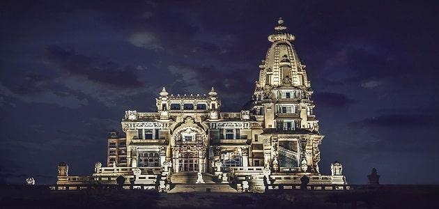 أهم معلومات عن قصر البارون