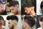 انواع الشعر للرجال بالصور