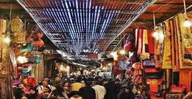 اهم المعالم السياحية الموجودة في مراكش المغرب