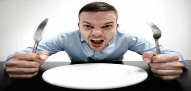 تفسير رؤيا الجوع في المنام