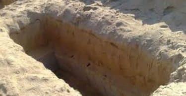 تفسير رؤيا حفر القبر ليلا في المنام