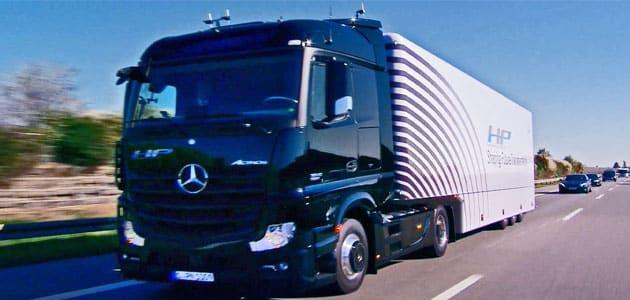 تفسير رؤية الشاحنة الكبيرة في المنام