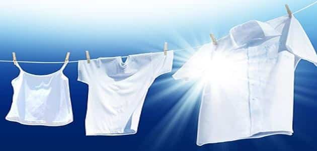 تفسير رؤية شخص يلبس أبيض في الحلم