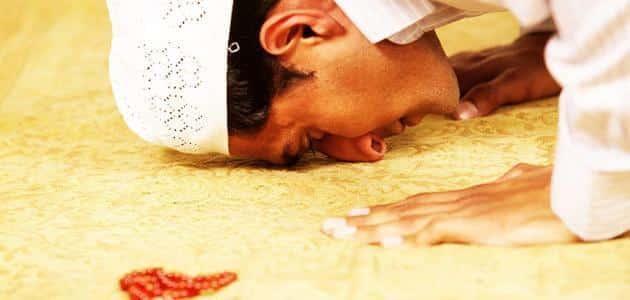 حل مشكلة تشتت الانتباه اثناء الصلاة