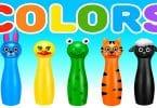 21 معلومة عن درجات الألوان وأسمائها