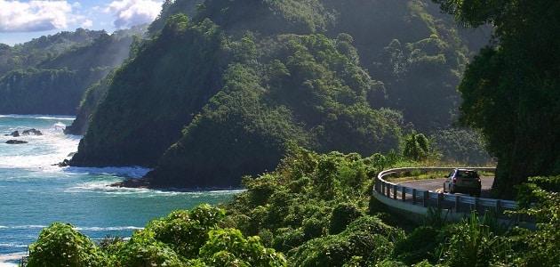 أجمل الرحلات الرومانسية في جزر هاواي لشهر العسل