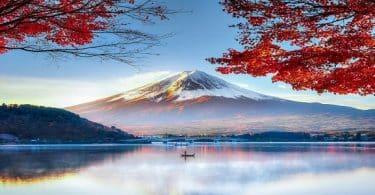 أجمل رحلة تشويقية للسفر إلي جبل فوجي