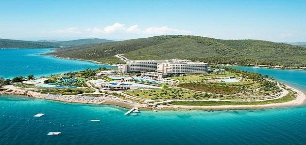 أسماء 9 جزر سياحية رخيصة في تركيا