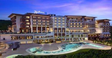 أشهر فنادق راديسون بلو اسطنبول في بيرا