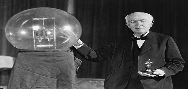 أشهر وأجمل أقوال توماس أديسون وأهم انجازاته