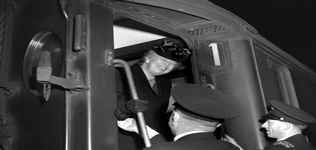 أشهر وأجمل اقتباسات إليانور روزفلت عن السيدة الأولي المتمردة