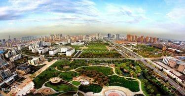 أغنى وأجمل 15 مدينة سياحية في الصين