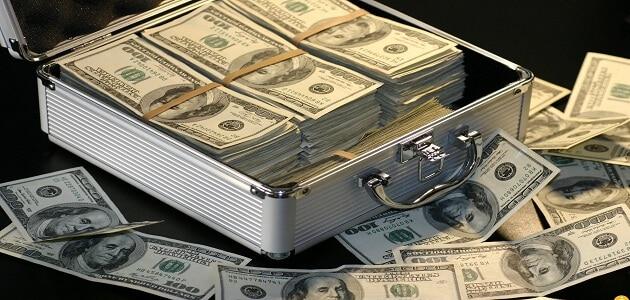 تفسير رؤية إعطاء المال 8
