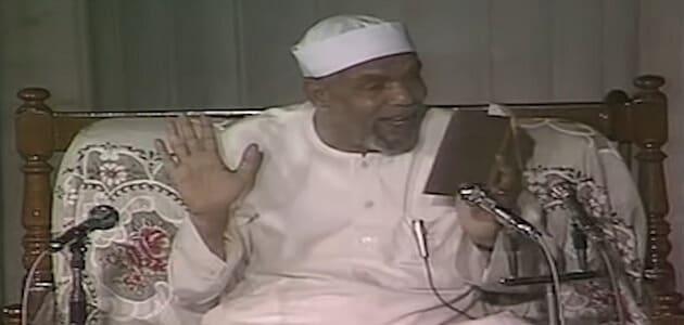 دعاء الشيخ الشعراوي لفك السحر