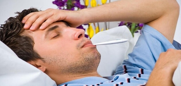 Treatment of severe colds with natural herbs