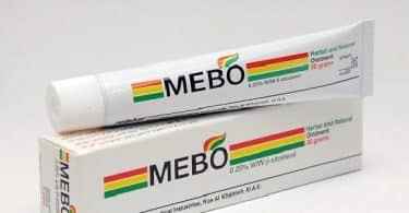 كريم ميبو لعلاج الحروق المزمنة والجروح العميقة والسطحية