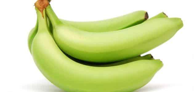 ما القيمة الغذائية عند اكل الموز يوميا عند الصباح