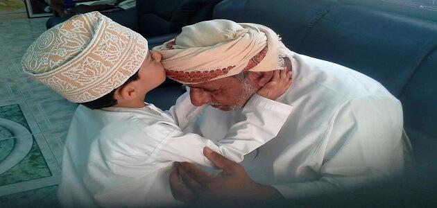 مقال عن بر الوالدين مقدمة وعرض وخاتمة