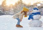 موضوع تعبير ابداعى عن فصل الشتاء